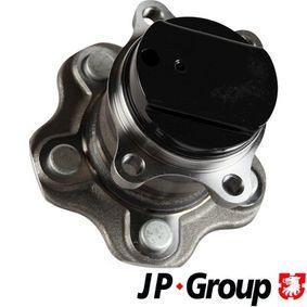 2011 Nissan Qashqai j10 1.5 dCi Wheel Hub 4051400100