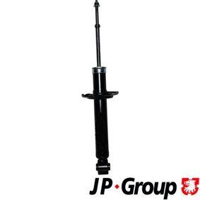 Nissan Almera Tino 2.2dCi Stoßdämpfer JP GROUP 4052101200 (2.2 dCi Diesel 2006 YD22DDT)