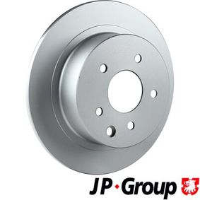 2011 Nissan Qashqai j10 1.5 dCi Brake Disc 4063200800