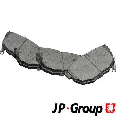 JP GROUP  4063700110 Bremsbelagsatz, Scheibenbremse Dicke/Stärke: 14mm