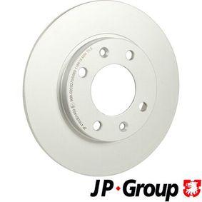 Brake Disc 4163201400 206 Hatchback (2A/C) 2.0 HDI 90 MY 2003