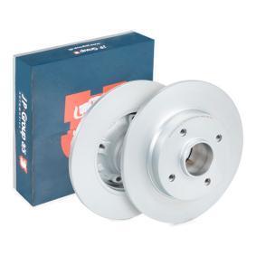 Brake Disc 4163202100 C3 Picasso 1.6 HDi MY 2012