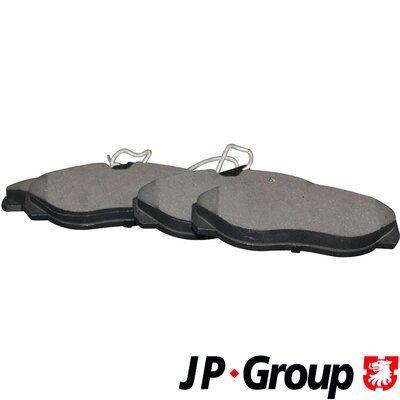 JP GROUP  4163603210 Bremsbelagsatz, Scheibenbremse Dicke/Stärke: 19,7mm