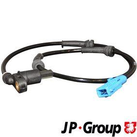 Sensor, wheel speed 4197100200 206 Hatchback (2A/C) 1.4 HDi MY 2005