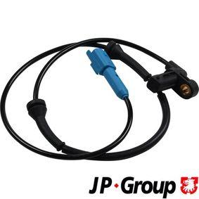 Sensor, Raddrehzahl Pol-Anzahl: 2-polig mit OEM-Nummer 4545-99
