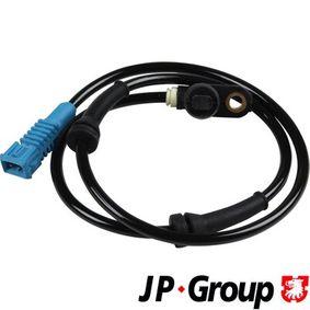 Sensor, wheel speed 4197101800 206 Hatchback (2A/C) 2.0 HDI 90 MY 2004