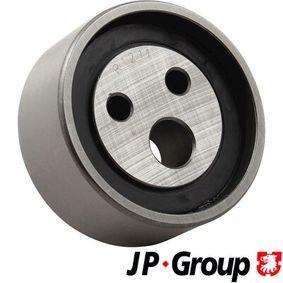 JP GROUP  4312200100 Spannrolle, Zahnriemen Ø: 50mm