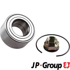 JP GROUP  4341300510 Radlagersatz Ø: 72mm, Innendurchmesser: 37mm