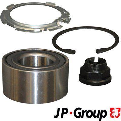 JP GROUP  4341301410 Radlagersatz Ø: 72mm, Innendurchmesser: 37mm
