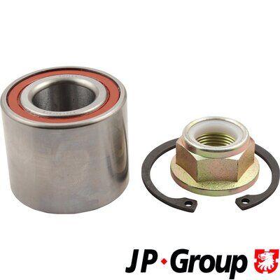 JP GROUP  4351301910 Juego de cojinete de rueda Ø: 55mm, Diám. int.: 25mm