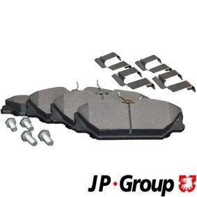 Renault Scenic 1 1.9dTi (JA0N) Scheibenwischergestänge JP GROUP 4363601510 (1.9dTi (JA0N) Diesel 2000 F9Q 734)