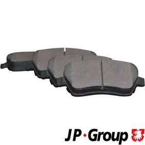 Bremsbelagsatz, Scheibenbremse Dicke/Stärke: 17,3mm mit OEM-Nummer 41060-AX625-