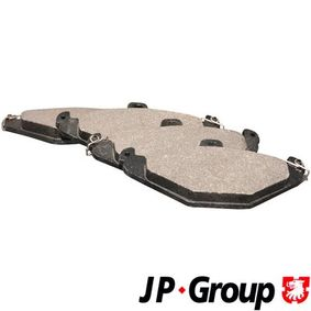 Bremsbelagsatz, Scheibenbremse Dicke/Stärke: 15,0mm mit OEM-Nummer 7701 203 124