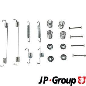 Bremsbelagsatz, Scheibenbremse Dicke/Stärke: 19,5mm mit OEM-Nummer 04465-05260