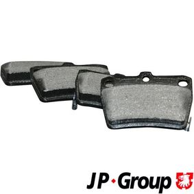 Brake Pad Set, disc brake 4863701210 RAV 4 II (CLA2_, XA2_, ZCA2_, ACA2_) 2.0 D 4WD (CLA20_, CLA21_) MY 2003