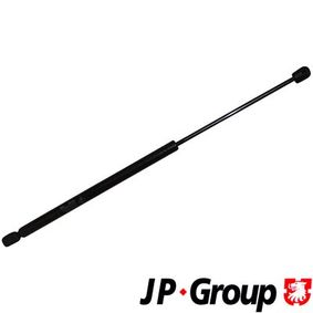 JP GROUP  6281200100 Gas Spring, boot- / cargo area Total Length: 550mm, Stroke: 200mm