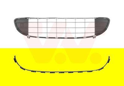 Zier- / Schutzleiste, Stoßfänger 4060480 VAN WEZEL 4060480 in Original Qualität