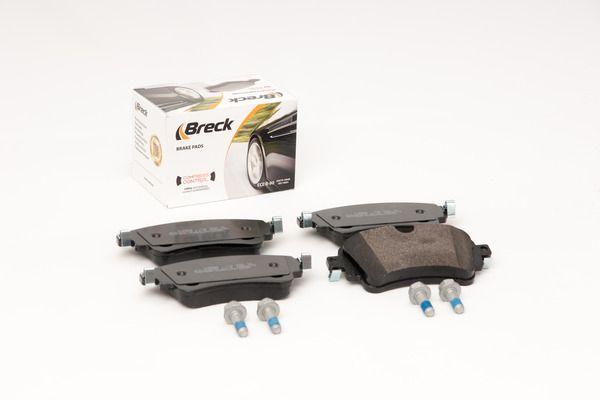 Disk brake pads BRECK 22308 00 702 00 rating