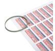 OEM Dichtung, Ansaugkrümmergehäuse 115 041 von TOPRAN für SEAT
