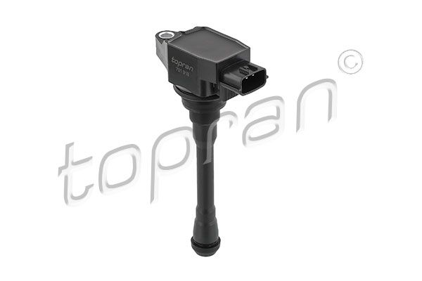 TOPRAN  701 918 Ignition Coil Number of Poles: 3-pin connector