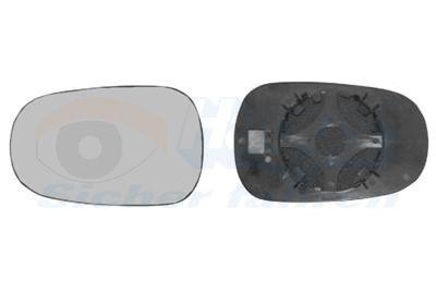 VAN WEZEL  4338831 Spiegelglas, Außenspiegel