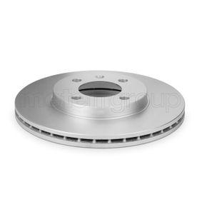Bremsscheibe Bremsscheibendicke: 20,0mm, Lochanzahl: 4, Ø: 256,0mm mit OEM-Nummer 3216-15301-D