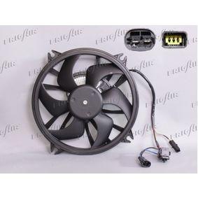 Fan, radiator 0503.2010 407 SW (6E_) 2.0 HDi MY 2008
