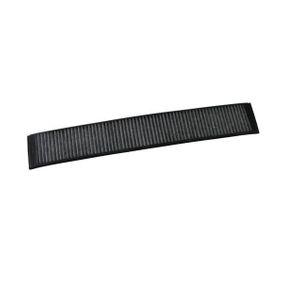 Filter, Innenraumluft Breite: 104,5mm, Höhe: 20,0mm mit OEM-Nummer 6431 9071 935