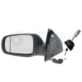 Außenspiegel mit OEM-Nummer 1J1857 521