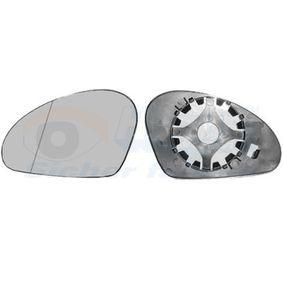 Spiegelglas, Außenspiegel mit OEM-Nummer 6L1 857 521A