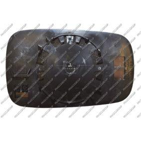 Spiegelglas, Außenspiegel mit OEM-Nummer 1J1 857 522 E