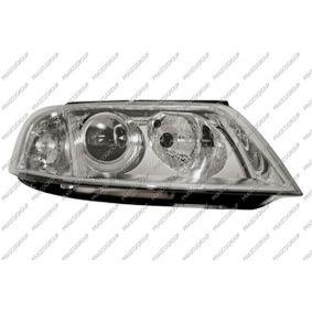 Главен фар за автомобили с регулиране на светлините с ОЕМ-номер 3B0941017AG