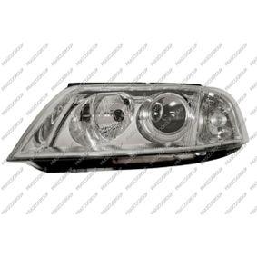 Главен фар за автомобили с регулиране на светлините с ОЕМ-номер 3B0 941 017AG