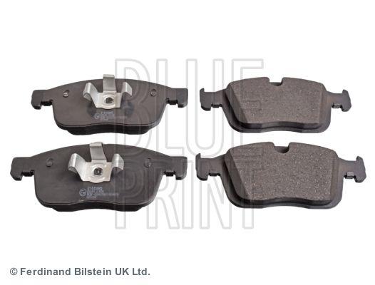 BLUE PRINT  ADF124209 Bremsbelagsatz, Scheibenbremse Breite: 72,0mm, Dicke/Stärke 1: 18,3mm, Dicke/Stärke 1: 17,7mm