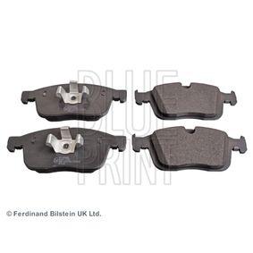 Bremsbelagsatz, Scheibenbremse Breite: 72,0mm, Dicke/Stärke 1: 18,3mm, 17,7mm mit OEM-Nummer 3144598-6