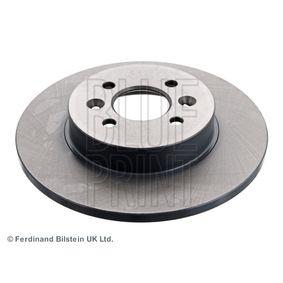Bremsscheibe Bremsscheibendicke: 12mm, Ø: 280,0mm mit OEM-Nummer 77 01 207 227