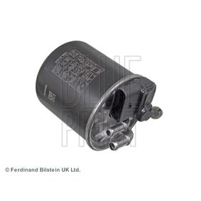 Fuel filter Height: 124mm with OEM Number 651 090 16 52