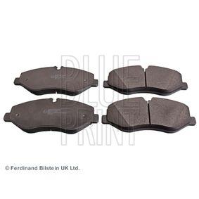 Bremsbelagsatz, Scheibenbremse Breite: 75,1mm, Dicke/Stärke 1: 19,9mm mit OEM-Nummer 4474200220