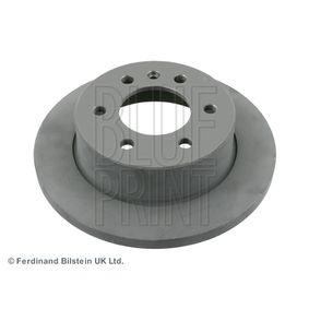 Bremsscheibe Bremsscheibendicke: 16,3mm, Lochanzahl: 6, Ø: 298,0mm mit OEM-Nummer 9104230000