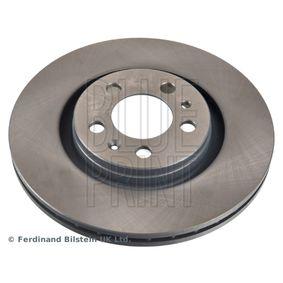 Bremsscheibe Bremsscheibendicke: 22mm, Ø: 280,0mm mit OEM-Nummer 1J0 615 301P