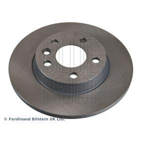 Bremsscheibe Bremsscheibendicke: 12mm, Ø: 280,0mm mit OEM-Nummer 701 615 601 A