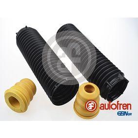 Dust Cover Kit, shock absorber D5224 3 (BL) 2.0 (BLEFP) MY 2010