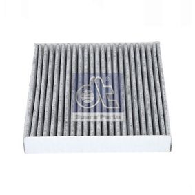 Filter, interior air 14.87000 RAV 4 II (CLA2_, XA2_, ZCA2_, ACA2_) 1.8 (ZCA25_, ZCA26_) MY 2005
