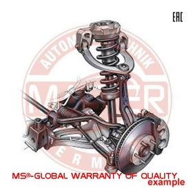 Tie Rod Axle Joint Length: 265mm with OEM Number 1603 302