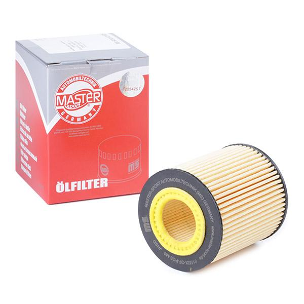 MASTER-SPORT  815/2X-OF-PCS-MS Ölfilter Ø: 72mm, Innendurchmesser: 31mm, Höhe: 79mm
