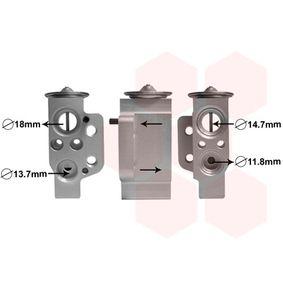 Expanzní ventil, klimatizace 58001243 Octa6a 2 Combi (1Z5) 1.6 TDI rok 2012