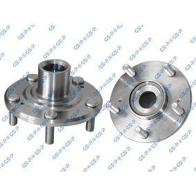Wheel Hub Ø: 139mm with OEM Number 44600-S87-A00