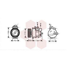 Klimakompressor Art. Nr. 5800K265 120,00€