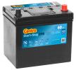 CENTRA Start-Stop B0, B13 , 60 Ah , 12 V , D23 , 520 A , EFB-Batterie CL605