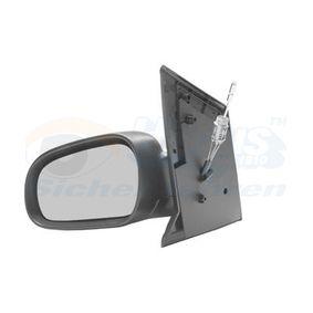 Außenspiegel mit OEM-Nummer 5Z0 857 537 C